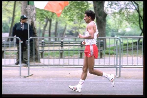 Ernesto Canto, New York, 1er mai 1987