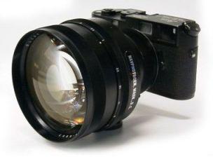 ebay的限量鏡 Leica Leitz 90mm f/1.0